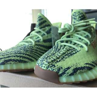 c453dbed2eacc adidas Yeezy Boost 350 v2 Semi Frozen Yellow 8US