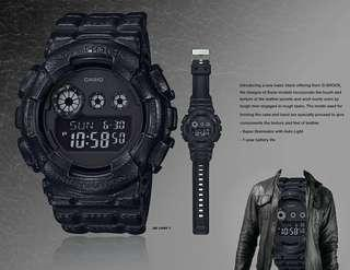 As good as new Casio Gshock Limited Edition