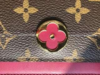 Protective Sticker For LV Flore Chain Wallet Gold Hardware