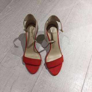 Preloved Zara Basic Heels