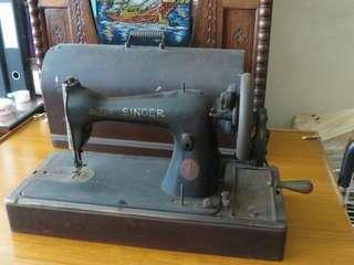 With reciept! 1935 Singer Sewing machine