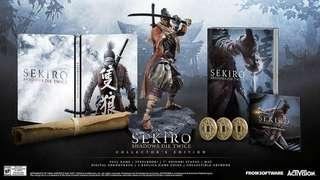 Sekiro:Shadows Die Twice Collector's Edition Preorder