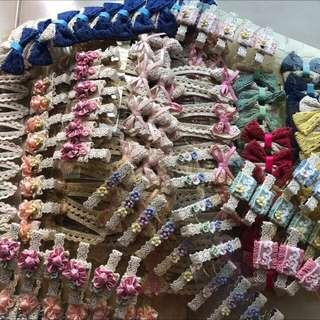 🚚 Wholesale 50+ hair clips per bunch