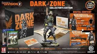 The Division 2 Dark Zone Collector's Edition Preorder