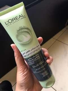 LOREAL PURE CLAY GEL WASH