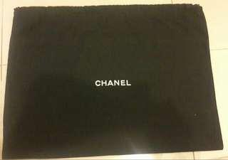 Dustbag Chanel large authentic/original