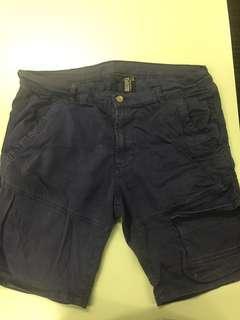 Dricoper denim men's shorts 36