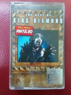 Kaset The Best Of - King Diamond