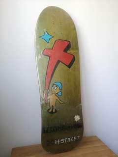 Skateboard Deck - Hstreets