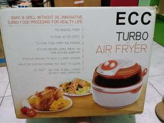 ECC Turbo Air Fryer