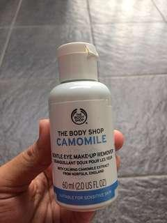 The Body Shop Camomile Eye Make-Up Remover