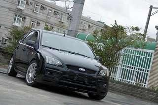 售2005年出廠 FOCUS 2.0S 正原廠手排 全車原鈑件 基本改裝 無待修 可鑑定試車全額貸0987707884汪