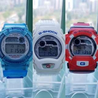 G-shock 1998 Fifa World Cup collectible limited edition full set