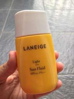 Laneige Sun Fluid SPF 50+ PA+++