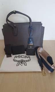 MCM Milla Tote Bag