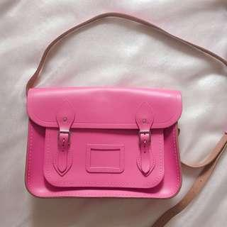 【90% New!】Cambridge Satchel Medium