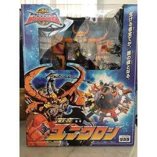 Japanese Transformer Armada MX 00 Unicorn
