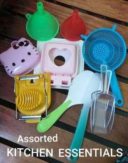 KITCHEN GADGETS Assorted