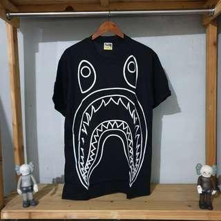 Kaos skate bape shark wgm premium