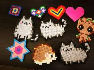 Hama Beads craft