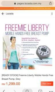 Freemie Liberty Mobile Hands Free Double Electric Breast Pump