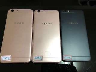 Oppo A57 32G 金、粉