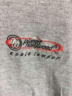 🚚 Planet Hollywood polo tee XL