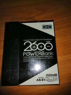🚚 Power Bank