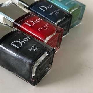 🚚 Dior Nail Polish