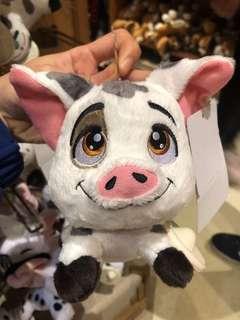 {法國代購}巴黎Disneyland🏰代購 【Mini Pua Soft toy】 【迷你魔海奇緣豬仔公仔】