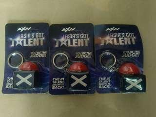 AXN Asia's Got Talent Judge red button Sony