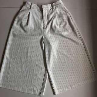 🚚 Striped Culottes