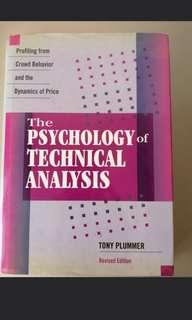 🚚 Trading: Highly Acclaimed Book on Understanding the Psychology Behind Technical Analysis