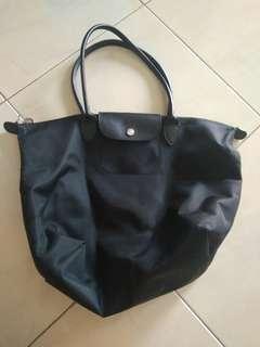 #maudompet Longchamp Black (Fake)