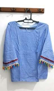 Bohemian shirt