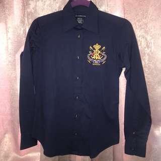 BNWT Ralph Lauren Long-sleeves Polo (SIZE 2)