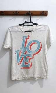 Love Tshirt Coconut Island