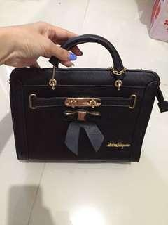 Hand bag salvatore ferragamo tas