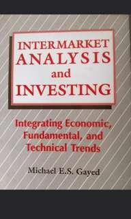 🚚 Trading: Rare Book on the Study of Intermarket Analysis