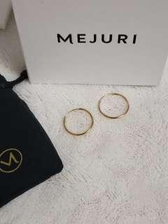 Mejuri Gold Earrings