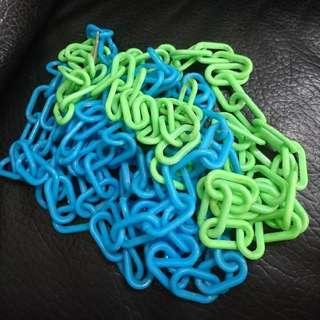 🚚 塑膠鏈條