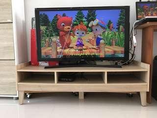 Rak meja tv + Meja makan + Printer 3in1