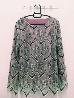 Lace Blouse Brand New
