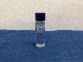 Guerlain Super Aqua Lotion. Travel size 15ml.