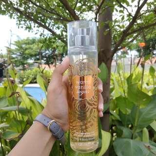 Bath & Body Works Fragrance Mist Warm Vanilla Sugar