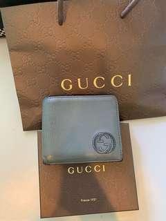 Authentic Gucci Men's Soho Wallet