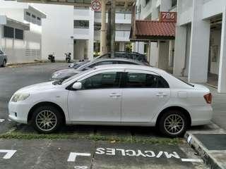 Toyota Vios rent