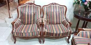🚚 Bella Italian High End Sofa set