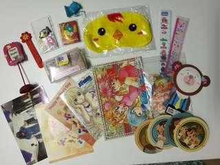 Stationary Collection