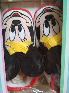 🚚 Mickey Mouse Booties